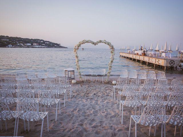 Le mariage de Pierre Stéphane et Audrey à Antibes, Alpes-Maritimes 1