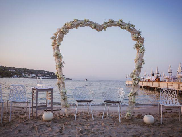 Le mariage de Pierre Stéphane et Audrey à Antibes, Alpes-Maritimes 2