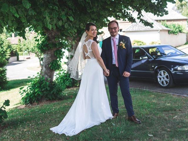 Le mariage de Xavier et Blanca à Citerne, Somme 2