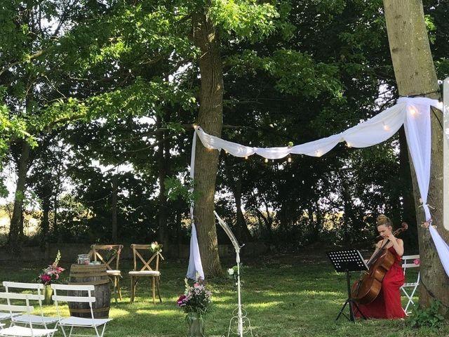 Le mariage de Xavier et Blanca à Citerne, Somme 10