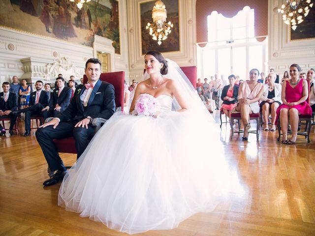 Le mariage de Mathieu et Camille à Tours, Indre-et-Loire 13