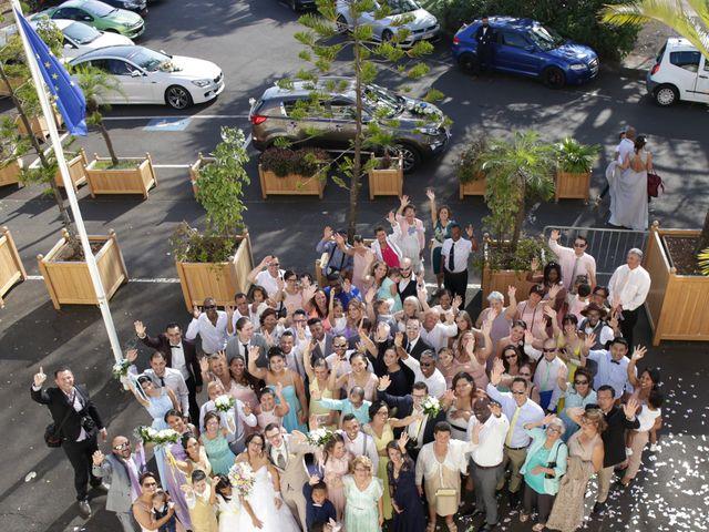 Le mariage de Ludovic et Angélique à Saint-Pierre, La Réunion 4
