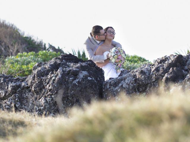 Le mariage de Ludovic et Angélique à Saint-Pierre, La Réunion 8