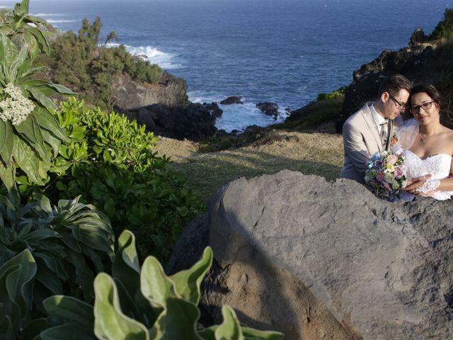 Le mariage de Ludovic et Angélique à Saint-Pierre, La Réunion 9