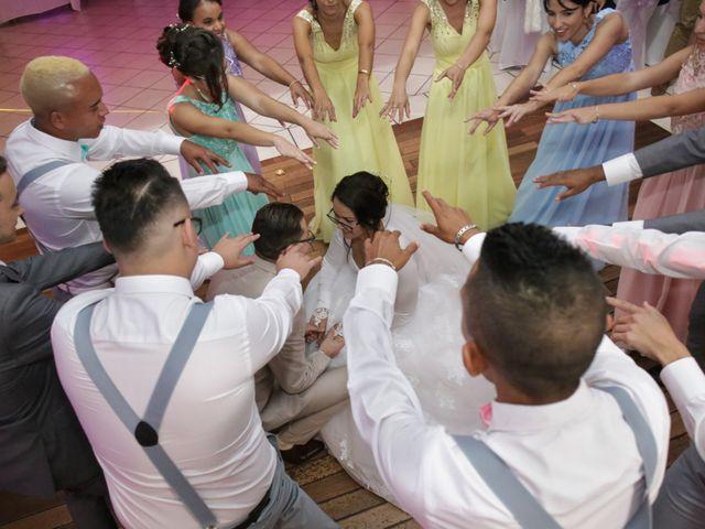 Le mariage de Ludovic et Angélique à Saint-Pierre, La Réunion 16