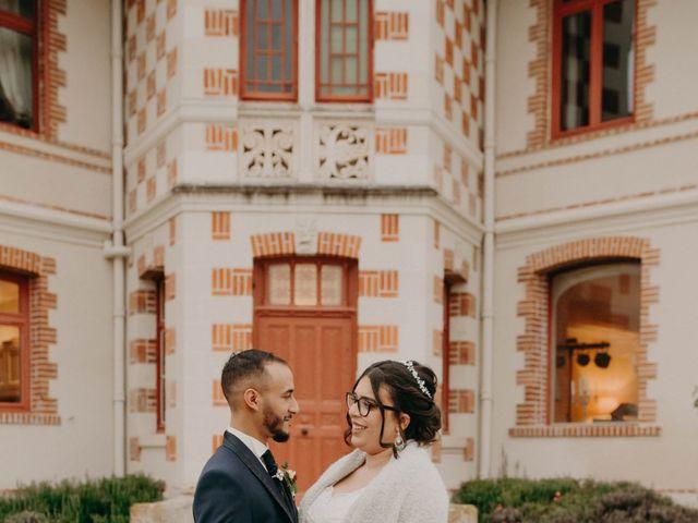 Le mariage de Yanisse et Samantha à Ambillou, Indre-et-Loire 3