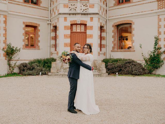 Le mariage de Yanisse et Samantha à Ambillou, Indre-et-Loire 1