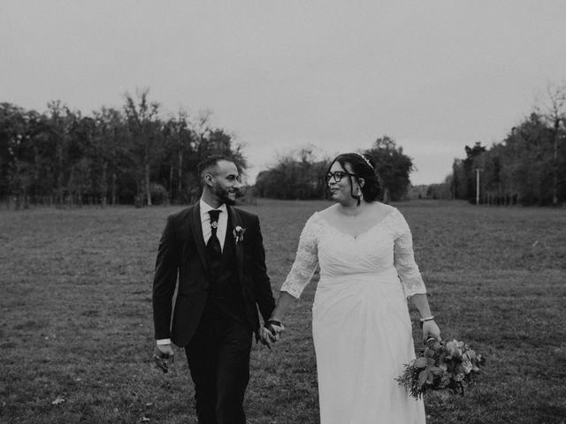 Le mariage de Yanisse et Samantha à Ambillou, Indre-et-Loire 5
