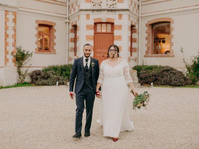 Le mariage de Yanisse et Samantha à Ambillou, Indre-et-Loire 10