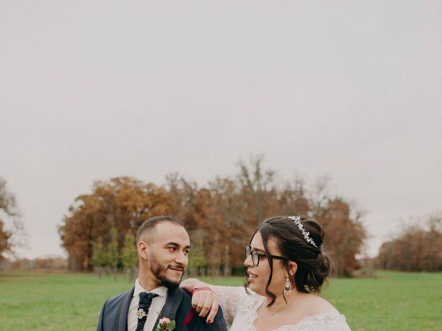 Le mariage de Yanisse et Samantha à Ambillou, Indre-et-Loire 11