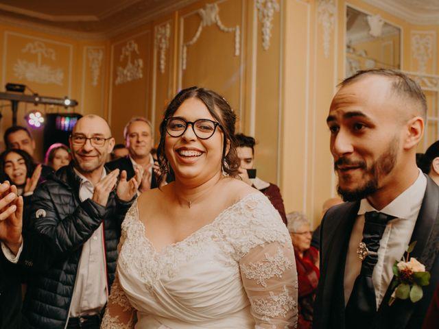 Le mariage de Yanisse et Samantha à Ambillou, Indre-et-Loire 35