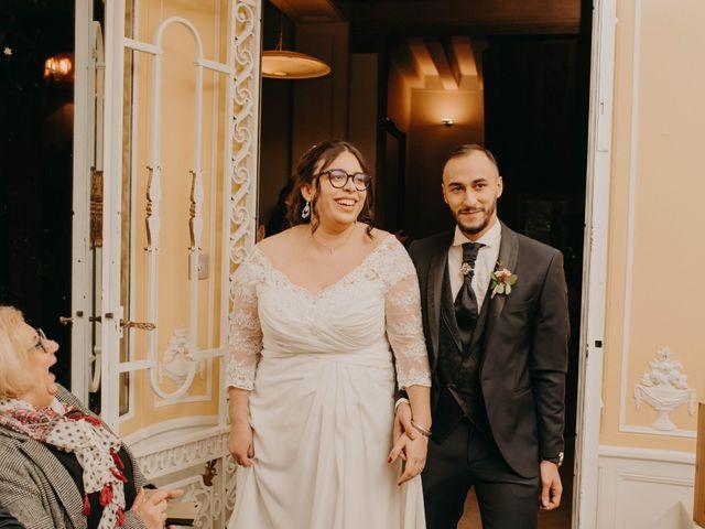 Le mariage de Yanisse et Samantha à Ambillou, Indre-et-Loire 36