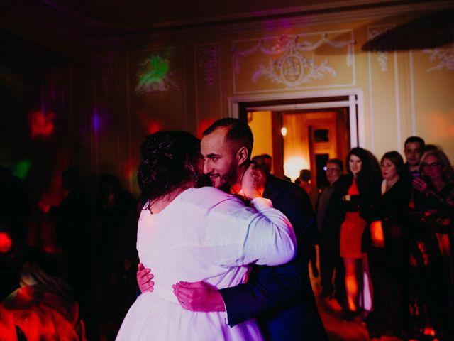 Le mariage de Yanisse et Samantha à Ambillou, Indre-et-Loire 43