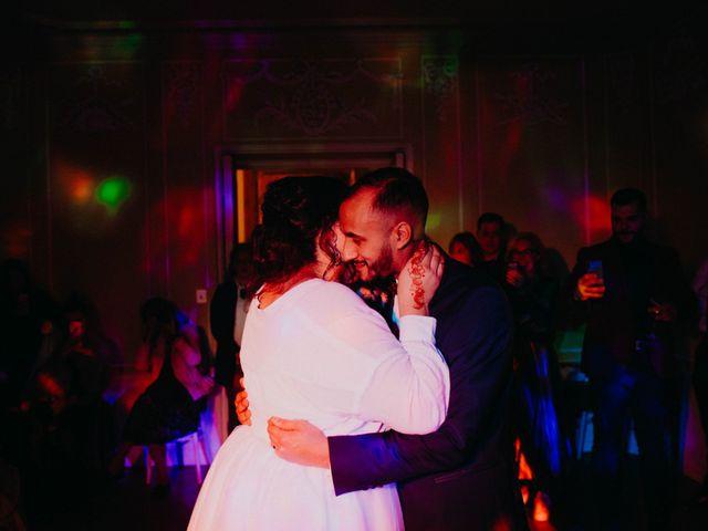 Le mariage de Yanisse et Samantha à Ambillou, Indre-et-Loire 44