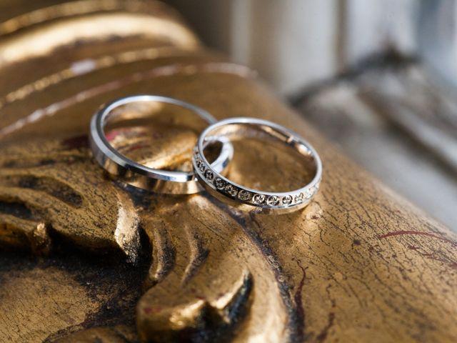 Le mariage de Matthieu et Julie à Dangu, Eure 2