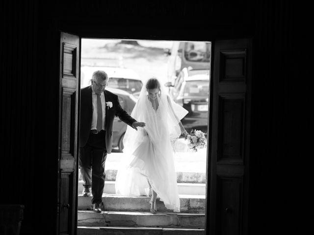Le mariage de Matthieu et Julie à Dangu, Eure 16