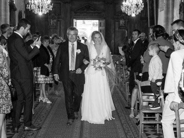 Le mariage de Matthieu et Julie à Dangu, Eure 18
