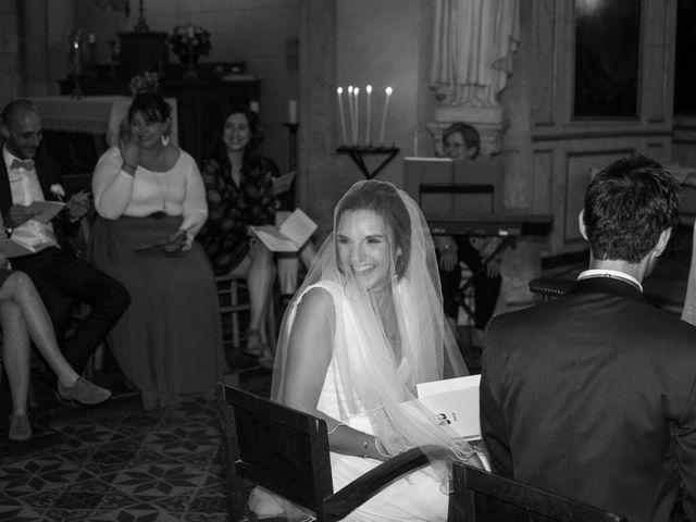Le mariage de Matthieu et Julie à Dangu, Eure 19