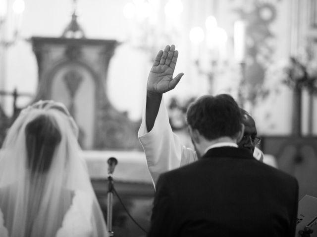 Le mariage de Matthieu et Julie à Dangu, Eure 20