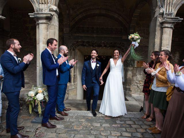Le mariage de Matthieu et Julie à Dangu, Eure 21