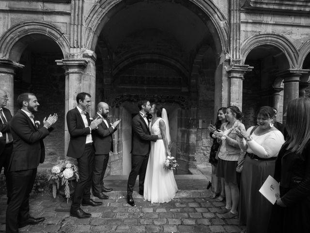Le mariage de Matthieu et Julie à Dangu, Eure 22