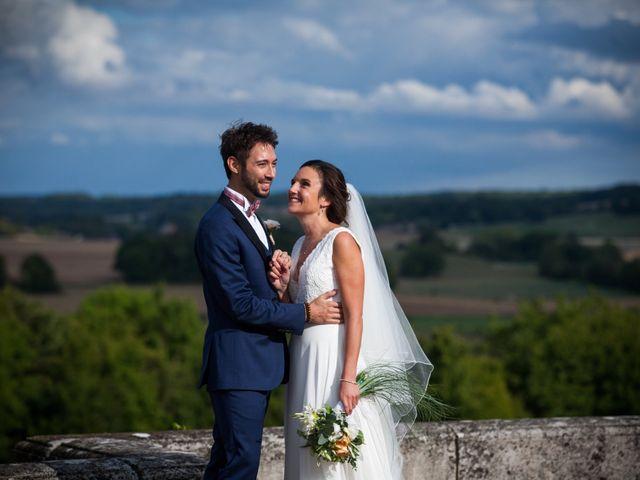 Le mariage de Matthieu et Julie à Dangu, Eure 24