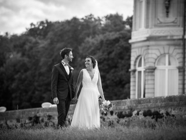 Le mariage de Matthieu et Julie à Dangu, Eure 25