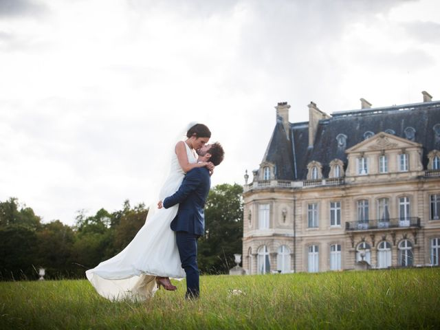 Le mariage de Matthieu et Julie à Dangu, Eure 26
