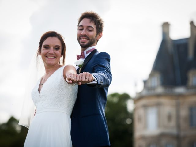 Le mariage de Matthieu et Julie à Dangu, Eure 27