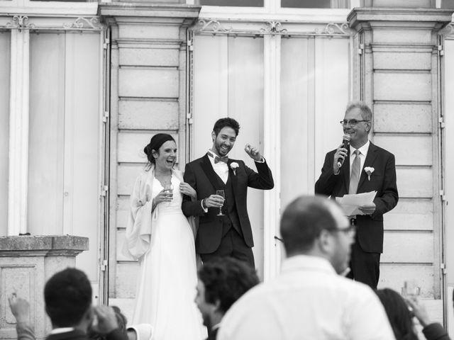 Le mariage de Matthieu et Julie à Dangu, Eure 29