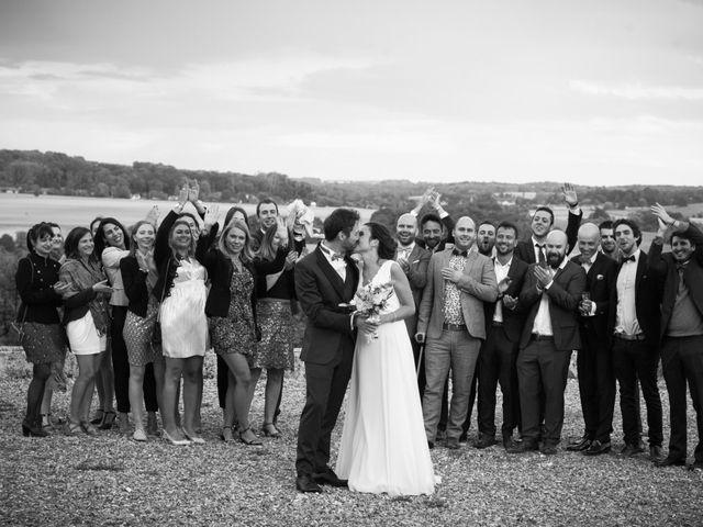 Le mariage de Matthieu et Julie à Dangu, Eure 32