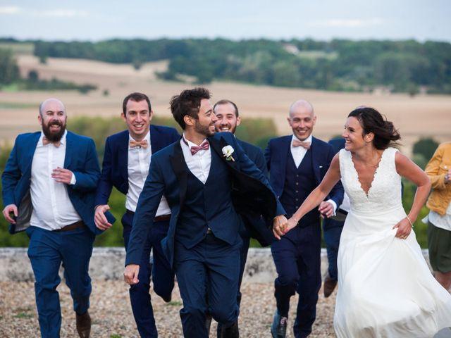 Le mariage de Matthieu et Julie à Dangu, Eure 39