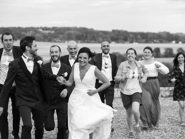 Le mariage de Matthieu et Julie à Dangu, Eure 40