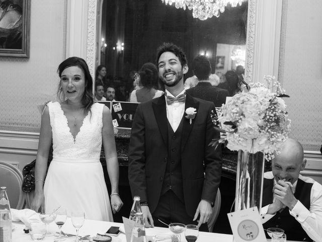 Le mariage de Matthieu et Julie à Dangu, Eure 44