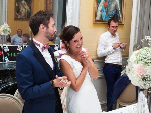 Le mariage de Matthieu et Julie à Dangu, Eure 45