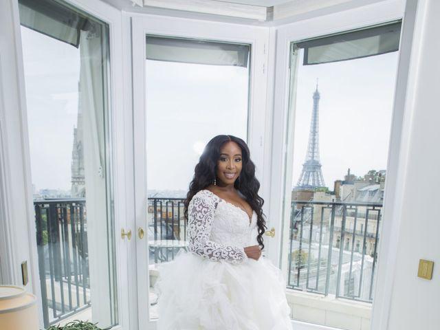 Le mariage de Éniynna et Joyce à Paris, Paris 8