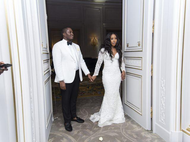 Le mariage de Éniynna et Joyce à Paris, Paris 15