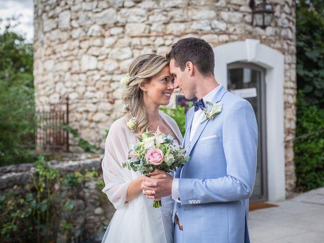 Le mariage de Edwige et Axel