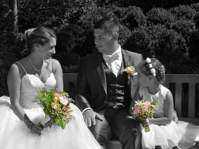 Le mariage de Quentin et Alexia à Montchanin, Saône et Loire 1