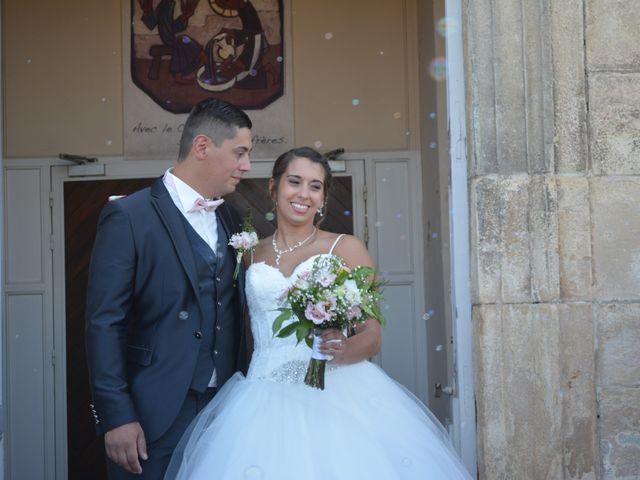 Le mariage de Quentin et Alexia à Montchanin, Saône et Loire 6