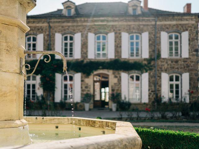 Le mariage de Henrique et Marion à Roiffieux, Ardèche 2
