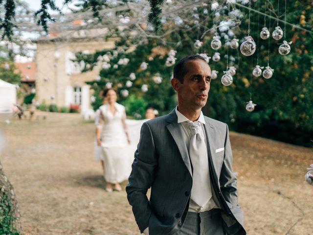 Le mariage de Henrique et Marion à Roiffieux, Ardèche 27