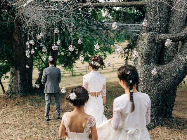 Le mariage de Henrique et Marion à Roiffieux, Ardèche 28