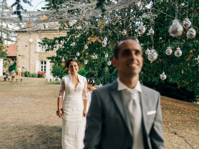 Le mariage de Henrique et Marion à Roiffieux, Ardèche 29