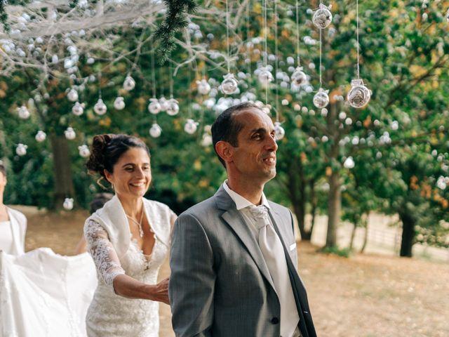 Le mariage de Henrique et Marion à Roiffieux, Ardèche 30