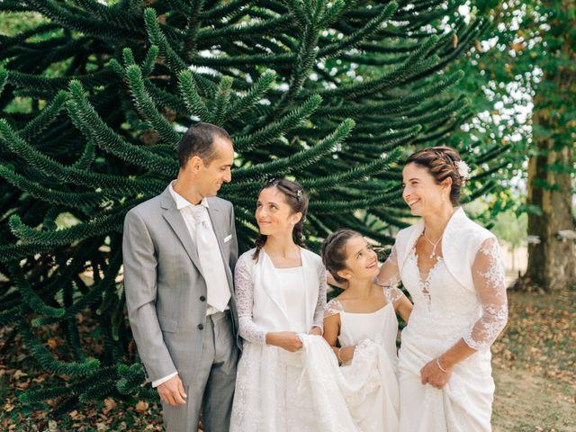 Le mariage de Henrique et Marion à Roiffieux, Ardèche 36