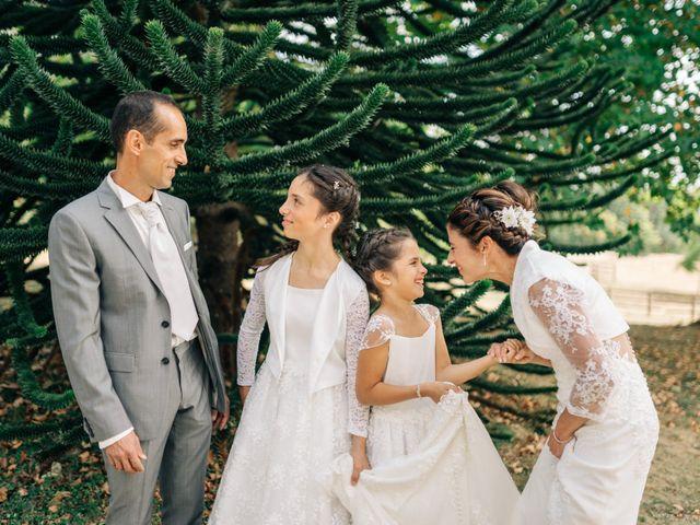 Le mariage de Henrique et Marion à Roiffieux, Ardèche 38