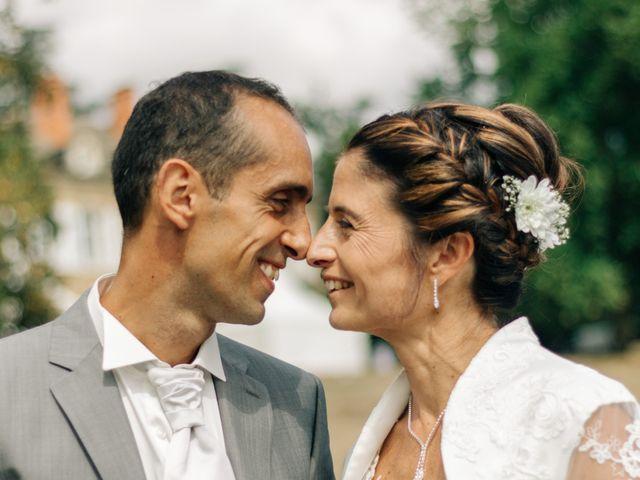 Le mariage de Henrique et Marion à Roiffieux, Ardèche 40