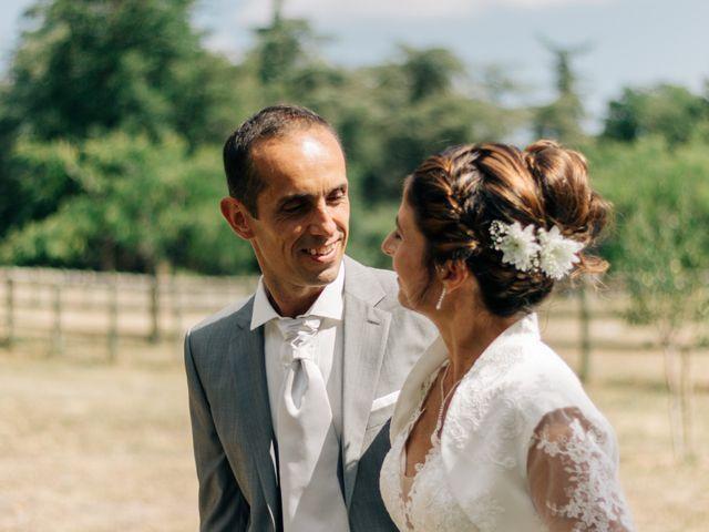 Le mariage de Henrique et Marion à Roiffieux, Ardèche 43