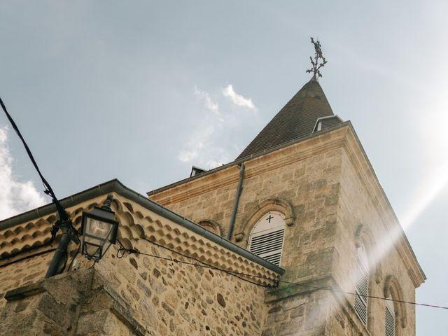 Le mariage de Henrique et Marion à Roiffieux, Ardèche 49